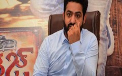 NTR's reaction after reading negative reviews on Jantha Garage !