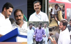 On the campaign trail with YS Jagan