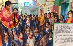 Roja vows to help orphan girl chase her dreams