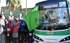 Dehradun adds Electric Bus footprint  with Olectra