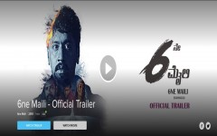 Kannada Movie 6 One releaseing exclusively on EROS Now