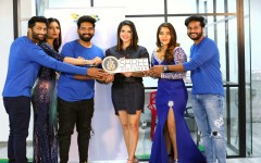 Sensational star sunny leone launched the teaser of Boys