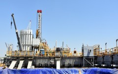 Indigenous Advanced Technology Oil Drilling Rigs by MEIL