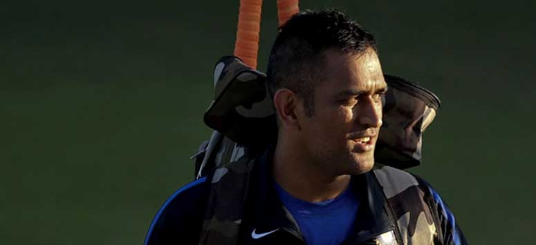 MS Dhoni to play charitable golf event in US
