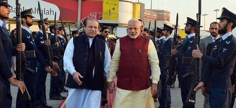 Modi surprised with planned affairs in Lahore visit