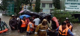 Rainfall  breaks 100 years old records in Chennai it havoc the life of Chennai