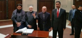 Modi announces 500 scholarships for Afghan army children