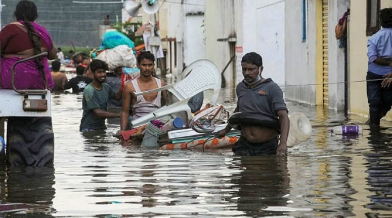 HYD Floods: MEIL donates Rs 10 Cr to CM Relief Fund