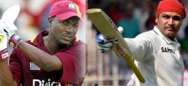 Sehwag regrets for not break the Lara's record
