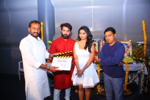 STAR BOY alhil upcoming movie Titled FirstTime 01-01-01  launched