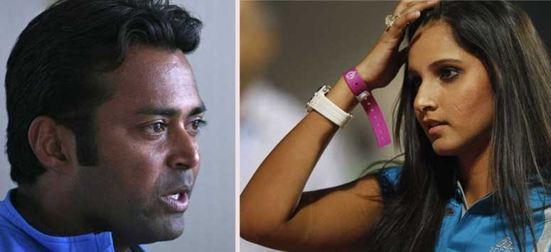 paes vs sania