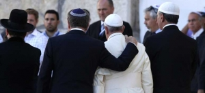 Pope Francis urged Christians and Muslims are Brothers