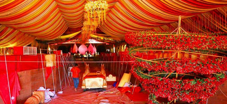 NRI Marriage surprises than Bollywood Spectaculars with the budget of Rs. 55 crores