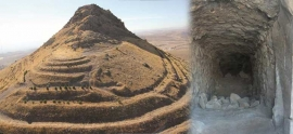 Secret tunnel found in ancient Hittite castle