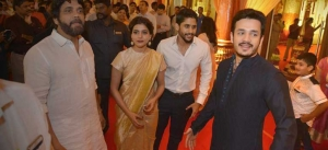 Samantha and Naga Chaitanya are going to marry twice