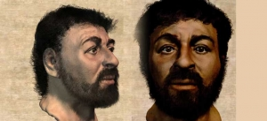 British artist remained the face of Jesus Christ