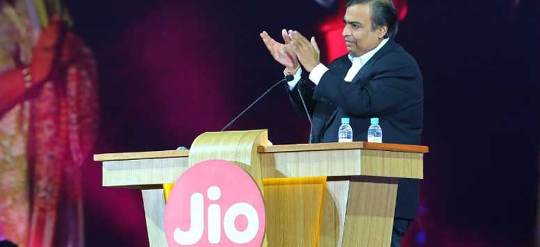 Telecom operators' market share in trouble: Reliance Jio effect