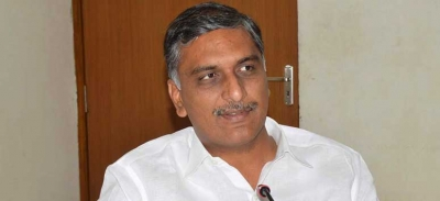 Harish Rao focus on Mallanna Sagar Project