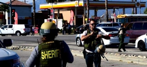 Gun suspects dead after US mass shooting