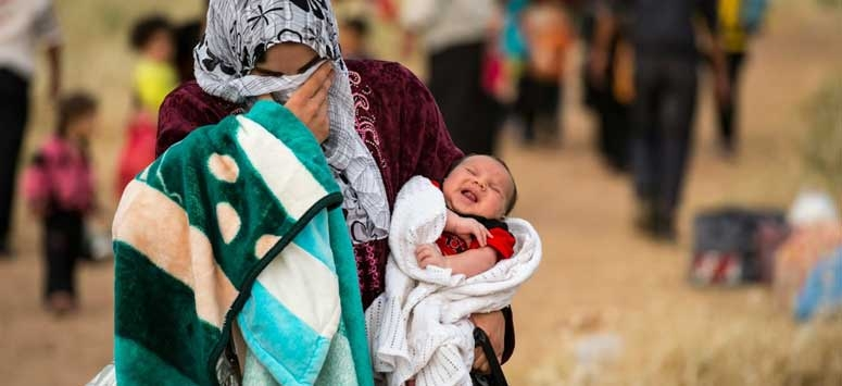Breastfeeding to child reason died in hands of ISIS